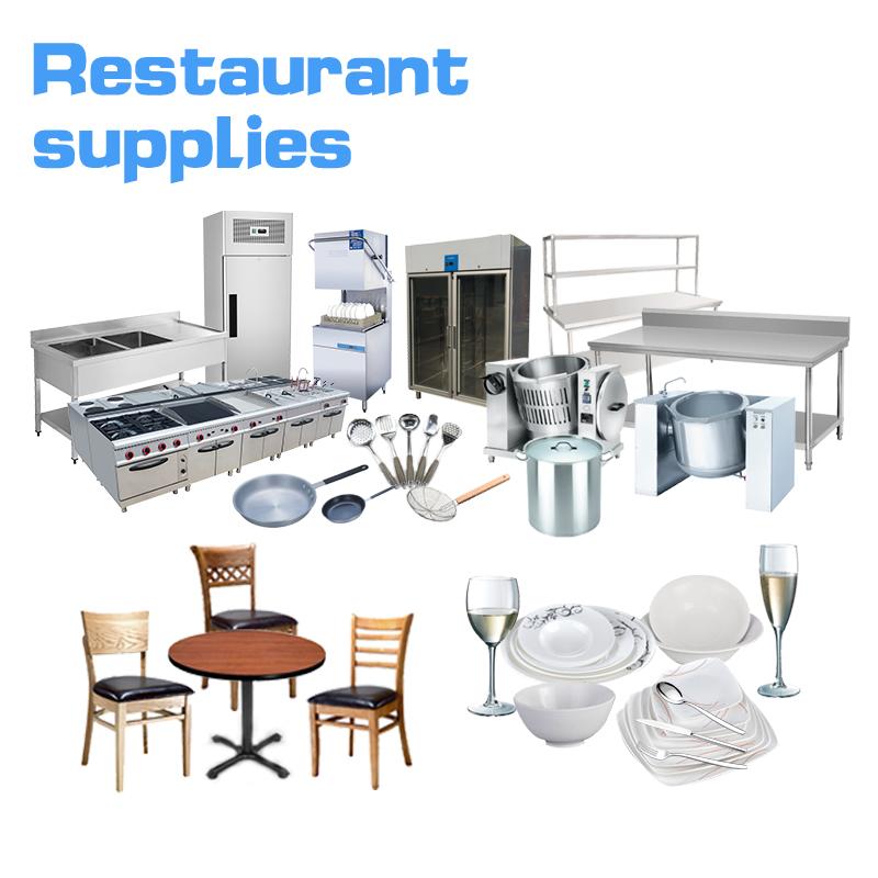 Commercial Stainless Steel Restaurant Kitchen Equipment/restaurant ...