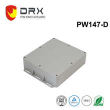 Various type PCB waterproof plastic network connection enclosure box