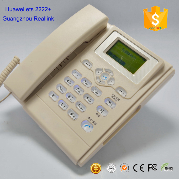 Original Huawei ETS2252 ETS2222+ CDMA fixed wireless terminal cordless table phone 800Mhz