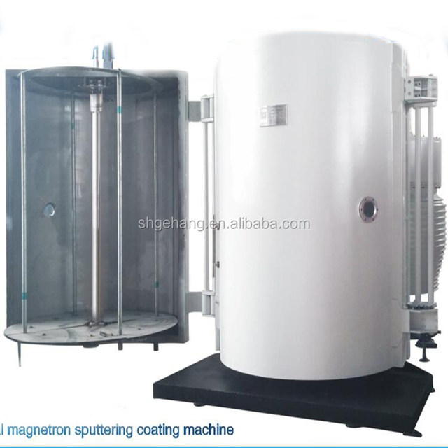 Jewelly Pvd vacuum Plating Equipment, rose gold color pvd vacuum coating machine for jewelry