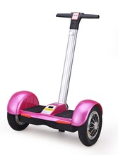 Mini electric scooter self balance chariot scooter with handle easy to moving