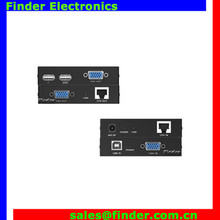 RJ45 usb kvm vga extender 100m over single UTP cable