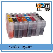 Best price refilled ink cartridge for Epson R2000