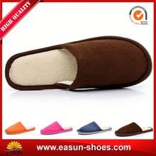 Free sample promotional lazy women shoes custom bedroom slippers sexi bedroom slipper