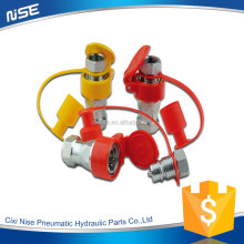 made in china hot sale high quality tractor hydraulic quick hose connectors