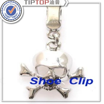 2015 new style cheap wholesale shoelace charm