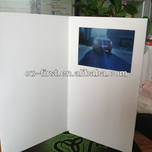 5 Inch LCD Color Screen Electronic Greeting Card