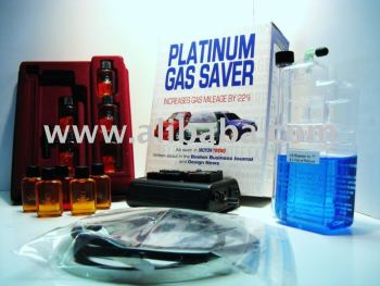 Platinum Boost Diesel Saver (heavy duty truck)