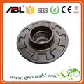 OEM agricultural machinery parts blower impeller for lost wax casting
