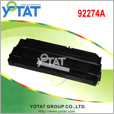 laserjet black toner cartridge 92274A for HP LaserJer4L 4ML 4P 4MP