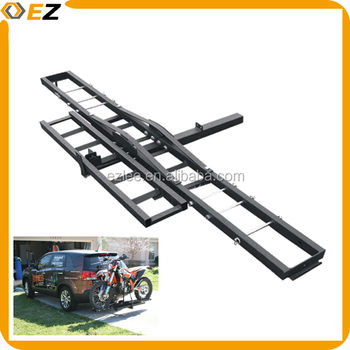 Practical Steel Motorcycle Scooter Dirtbike Carrier Motorcycle Carrier