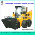 skid steer loader bucket mixer(skid loader attachment,bobcat attachment)