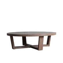 most popular wholesale <strong>furniture</strong> round wooden coffee table design