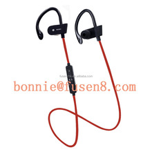 Hot Promotional Running Earphone Stereo Wireless Bluetooth Headset Voice Control Handsfree Sport Earphones for Iphone Samsung