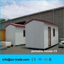 quick assemble vacational house with low cost