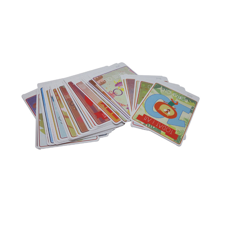 Baby Milestone Cards Set / Gift cards set Packaging