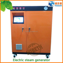 1 kw steam turbine generator electric steam generator PLC