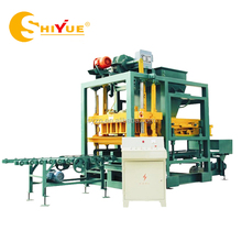 QTJ4-25 cement CHB hollow block making machine philippines