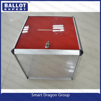 JYL SE-BXA005 2016 hot sales ballot box with lock, charity boxes in alibaba