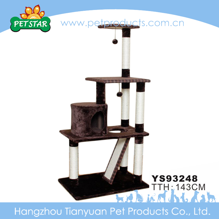 Pet Cages Carriers & Houses Type and Cats Application Luxury Cat Tree Scratch