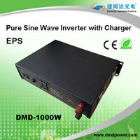 Pure sine wave off grid 12v 1000w mppt grid tie inverter