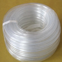 2mm clear pvc transparent plastic hose pipe /clear tube