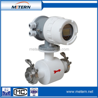 MTLD Series clamp connection electromagnetic flowmeter flow meter