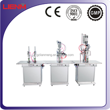 Split Type Semi automatic aerosol filling and capping machine