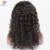 high 150% density wholesale natural color cheap peruvian curly human 360 lace front wigs