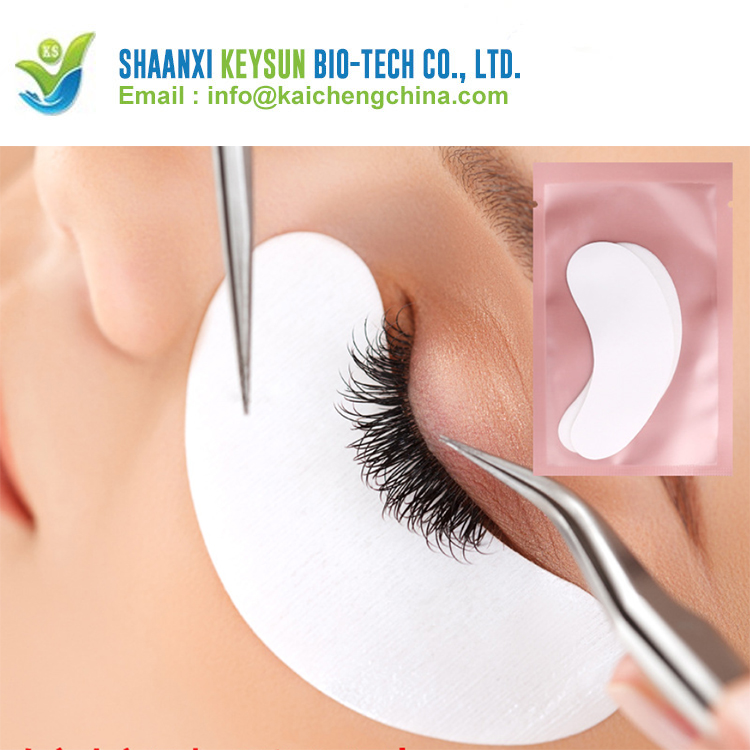 Top Sale high quality Comfy Curved Shape <strong>Eye</strong> Gel Patch For Eyelash Extension