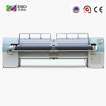YBD151 YIBODA Computerized quilting embroidery machine