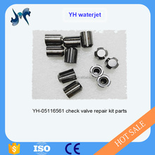 YH waterjet repair parts for intensifier of waterjet cutting machine