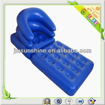 Hot Fashionable pvc inflatable sofa, pvc inflatable chair