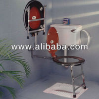 Folding Toilet Stand / Folding Commode Stand