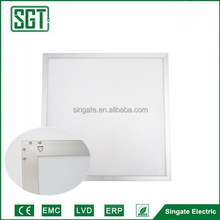 Low price mini flat led battery surface square rectangle led panel light plate 620*620