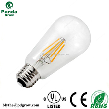 660 Lumens 6W 120VAC E26 E27 Base Socket Screw LED Light Lamp Bulb 120V Volts