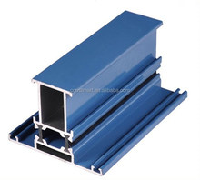 Constmart various type of extrusion aluminum profile to make doors and windows