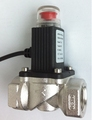 Aluminum Gas Valve 12V pulse