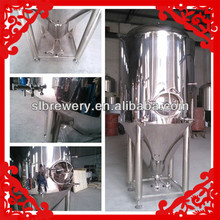 stainless steel double wall beer fermenter tanks,50l-5000l beer fermenter with CE,ISO