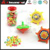 Chinese Toys Peg-Top Toy with Candy In Jar