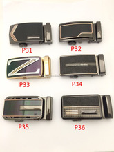 High quality Auto lock buckle for men belt