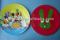 disposable take away paper plate manufacturer