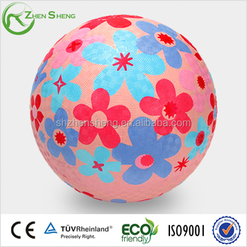 ZHENSHENG top quality pit ball custom pattern