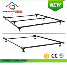 MH heavy duty metal bed frame for bedroom