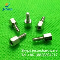 China factory high quality hex washer head bolt