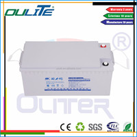 12V 200ah sealed maintenance free rechargeable telecom battery