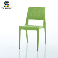Cheap Plastic pp Dining Chair colorful DC-490