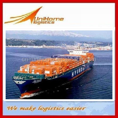 Cheapest international container ship from China to Iran
