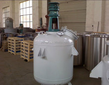laundry soap making reactor tank equipment