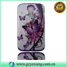 For Samsung Galaxy S4 19500 Case, Classic Design Hybrid Cover